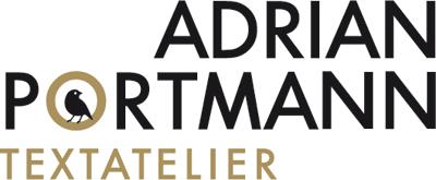 Adrian Portmann Textatelier